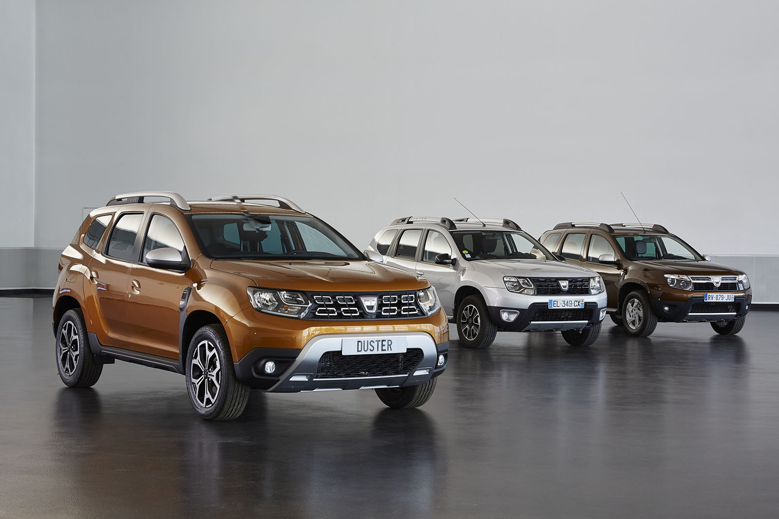 new dacia duster starts from 9995 autocar. Black Bedroom Furniture Sets. Home Design Ideas