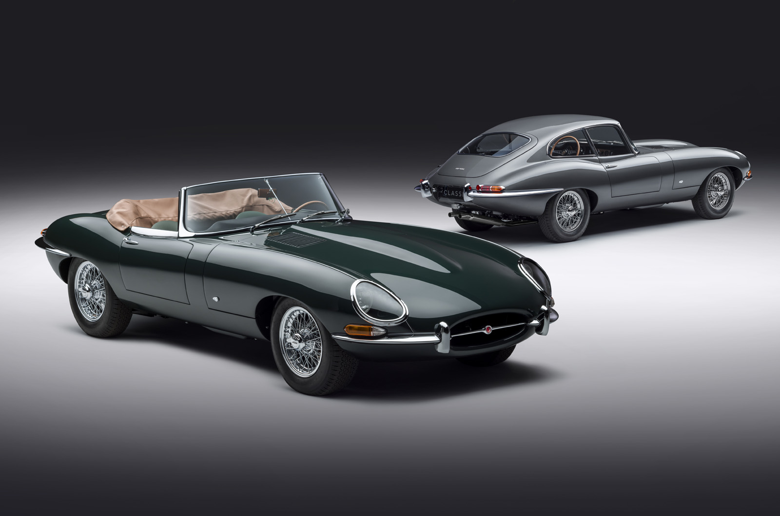 Jaguar E-Type reborn for 60th anniversary with modern ...