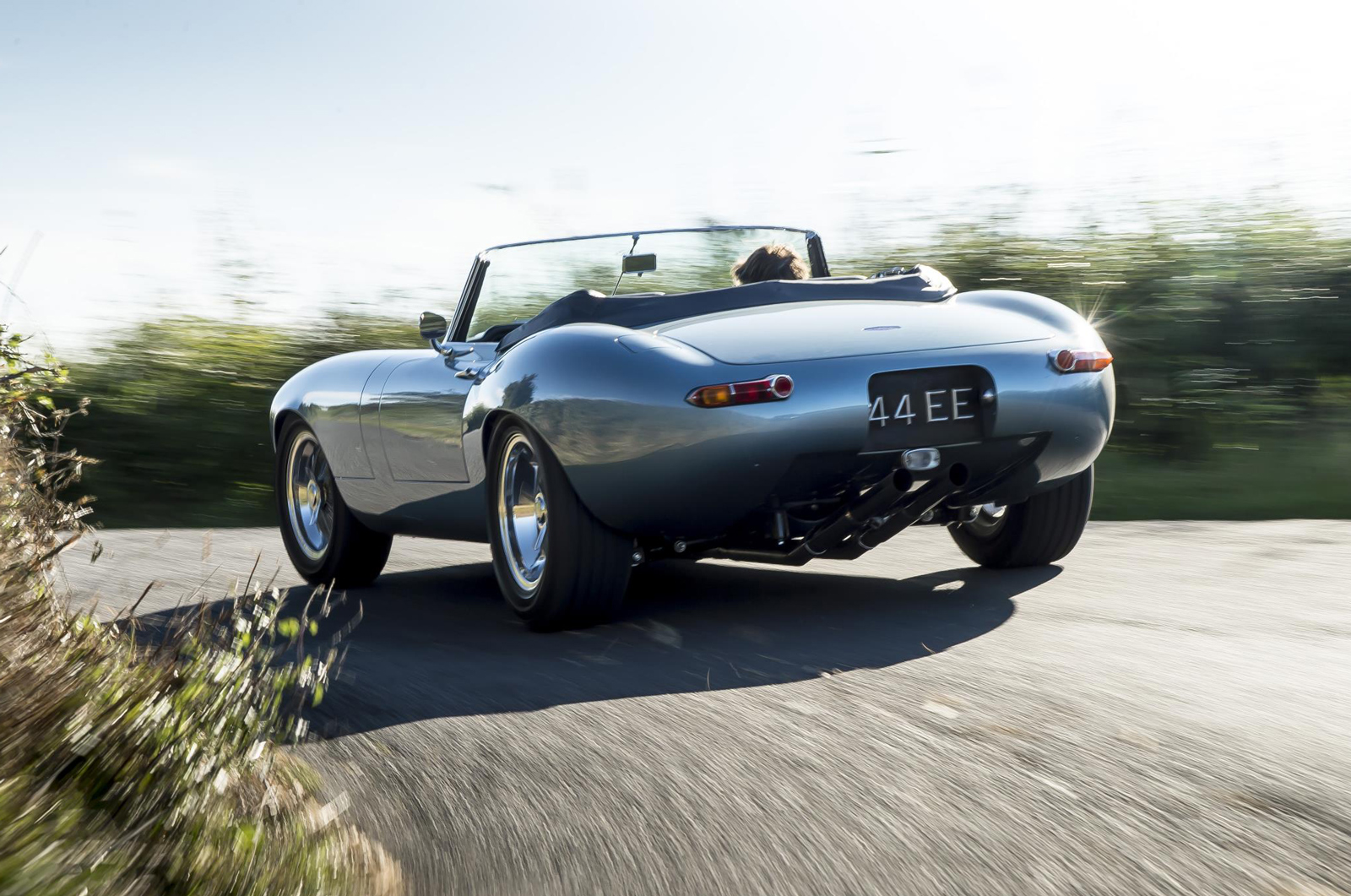 First eagle spyder gt customer car delivered autocar like all eagle cars the spyder gt starts life as an original jaguar e type which is then restored and modernised to create the eagle car biocorpaavc Images