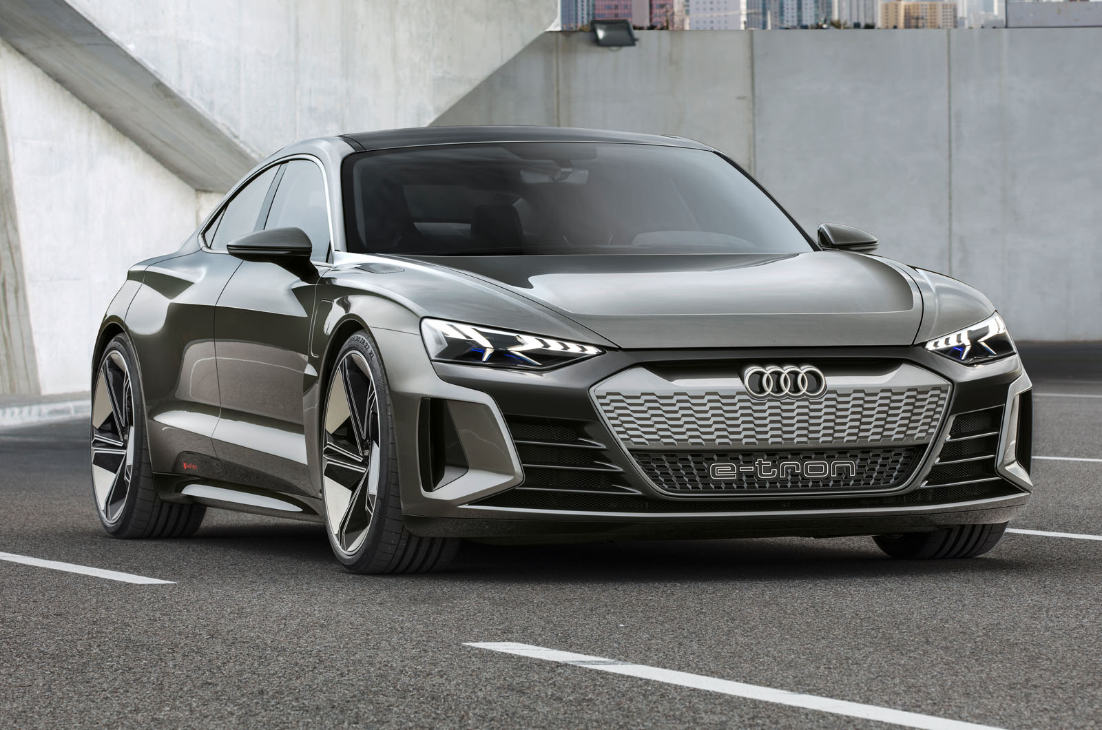 Audi Plans To Launch A4 Sized Electric Saloon In 2023 Autocar