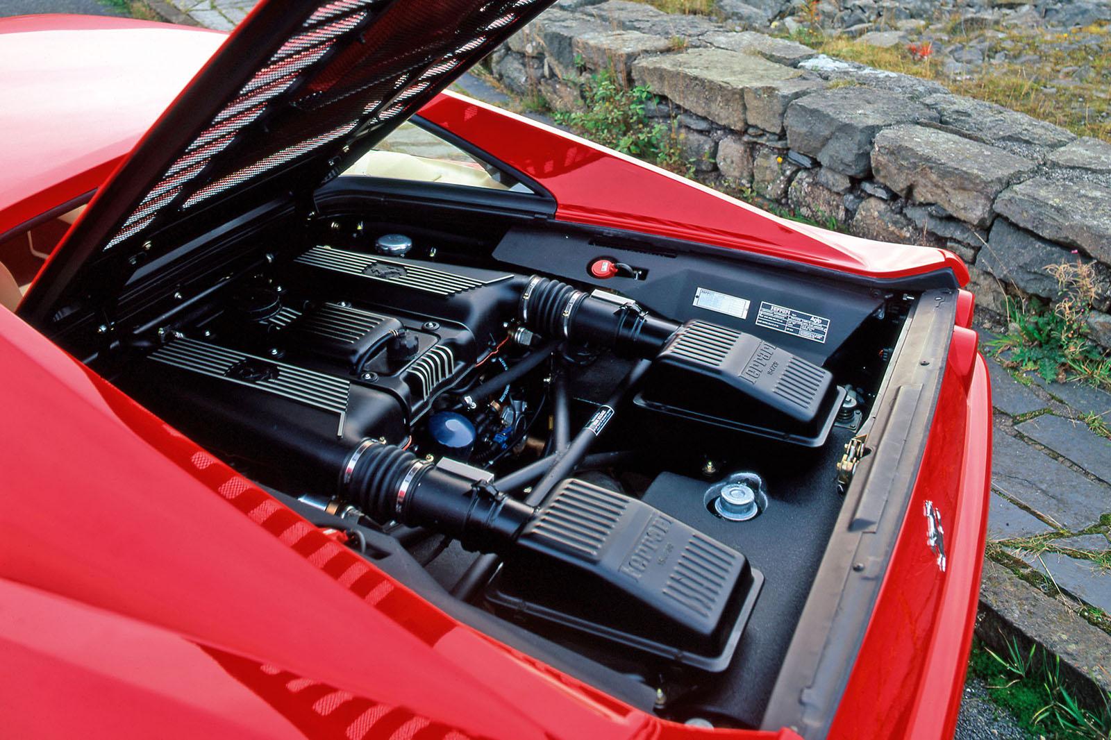 Used Car Buying Guide Ferrari F355 Autocar