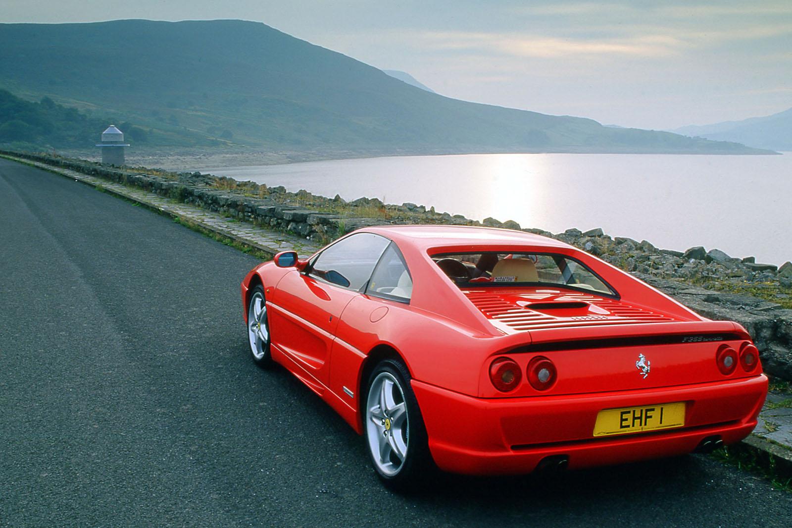 Image result for Ferrari F355
