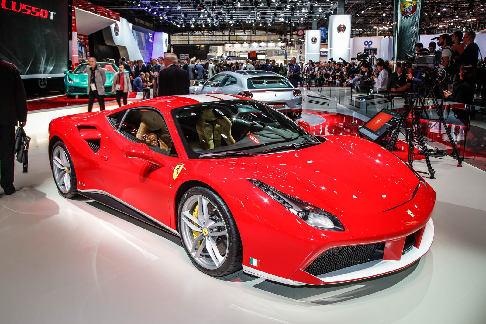 Ferrari Special Edition Models Launched For 70th Anniversary With Gallery Autocar