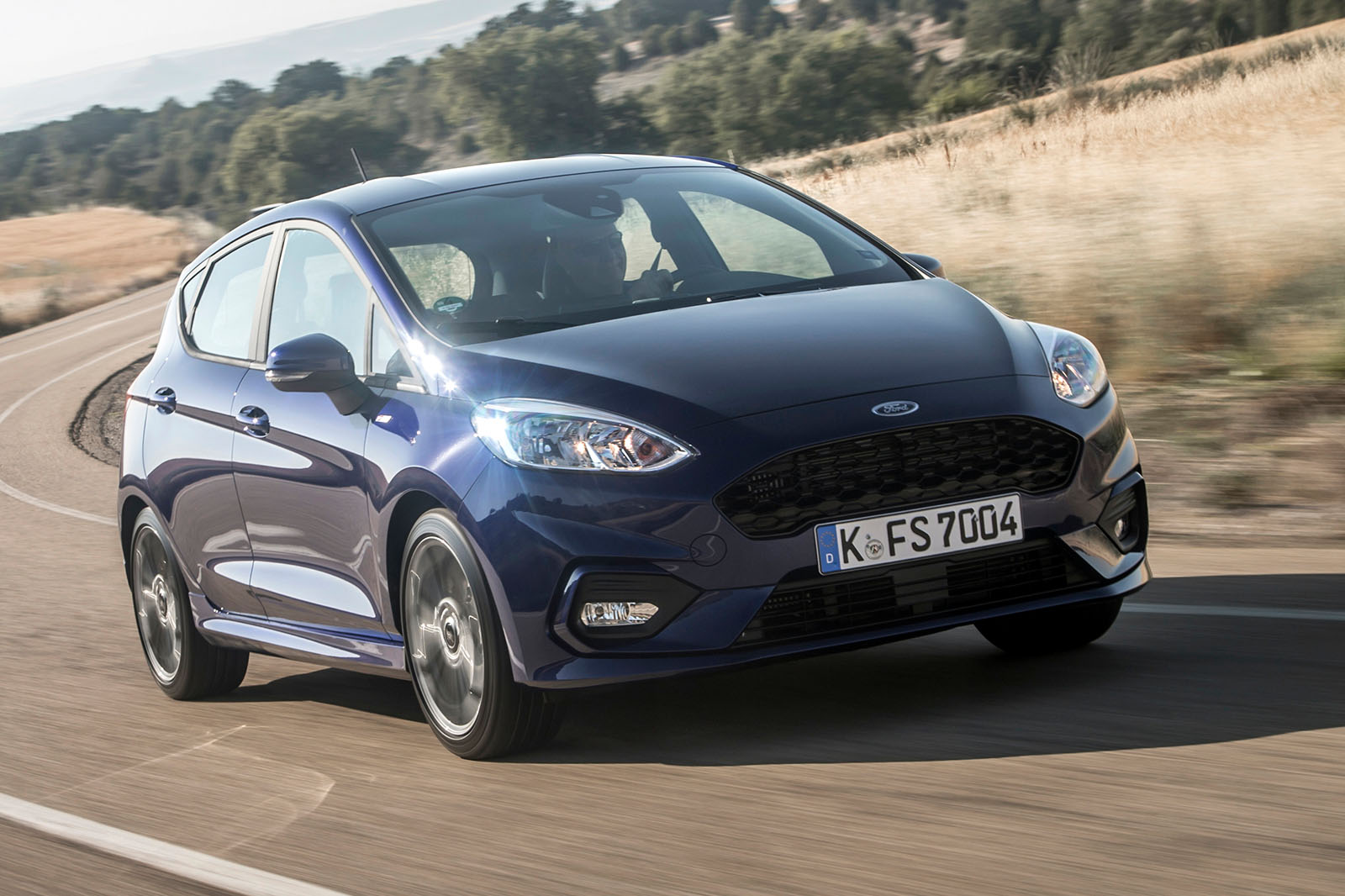 The 2017 Fiesta also has the option of more in the way of driver assistance technology than the previous model such as Pedestrian Detection that works at ... & New Ford Fiesta 2017 review | Autocar markmcfarlin.com