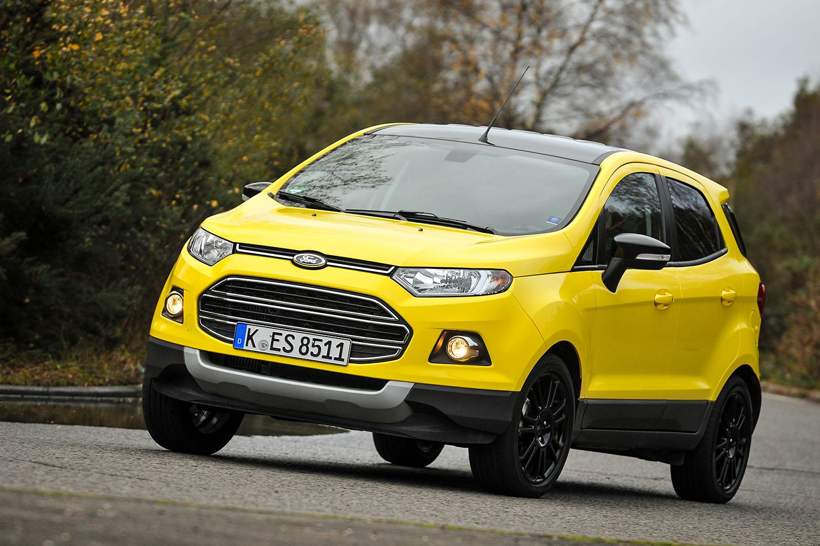 2016 ford ecosport 1 0 140 titanium s review review autocar