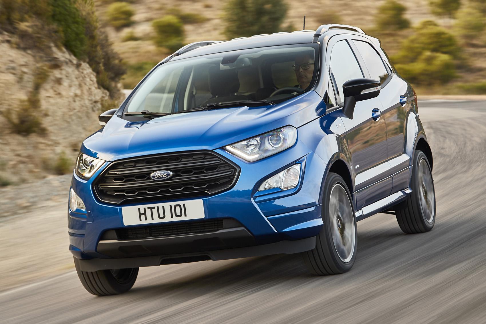 Ford ecosport 2018 review autocar