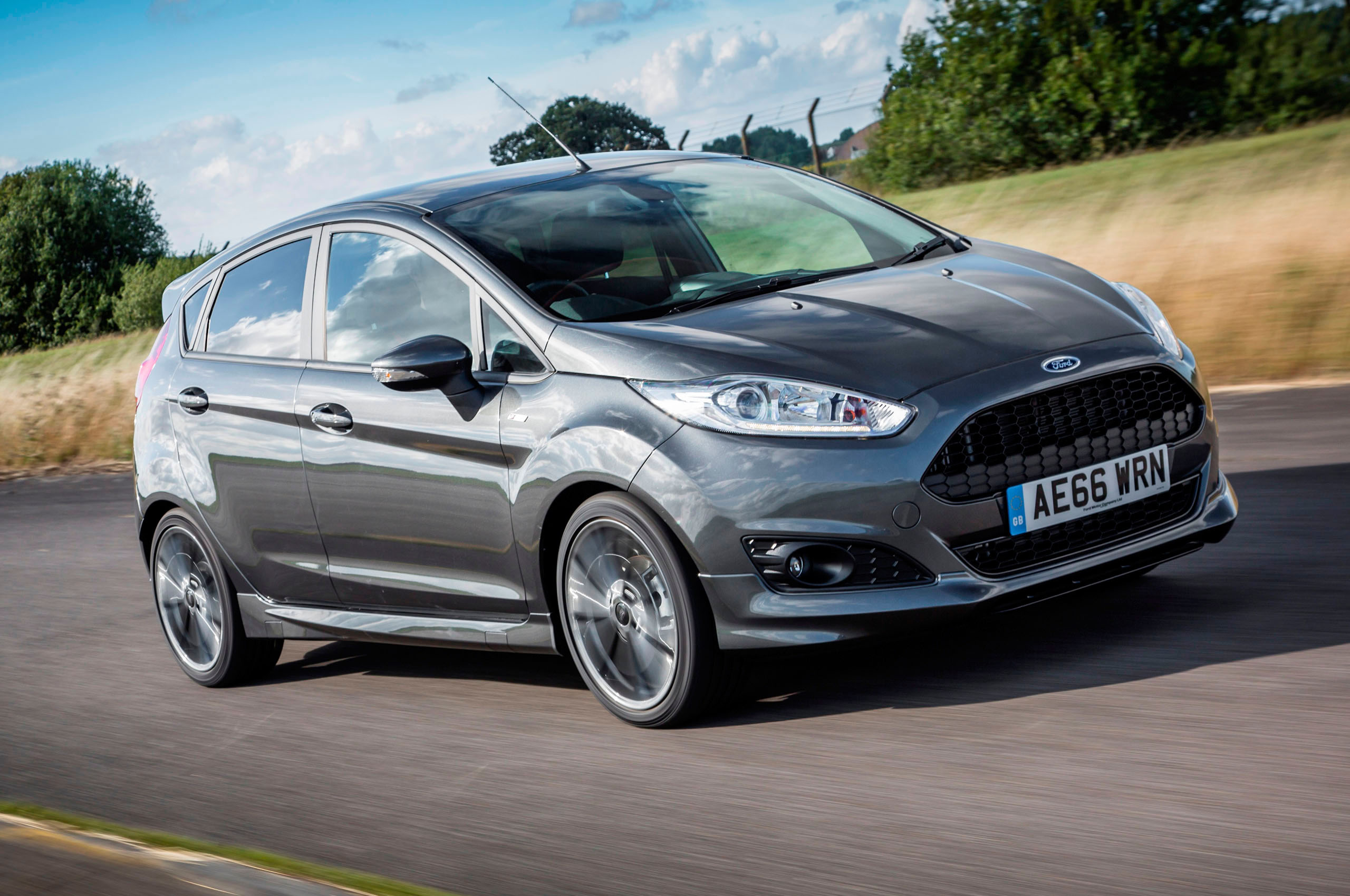 2016 ford fiesta 1 0 ecoboost 100 st line review review autocar