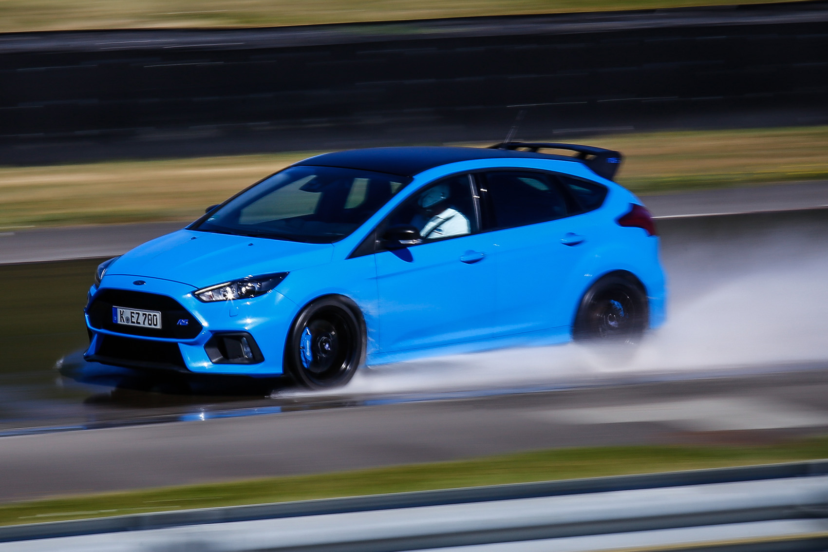 Ford Focus Rs Edition 2017 Review Autocar