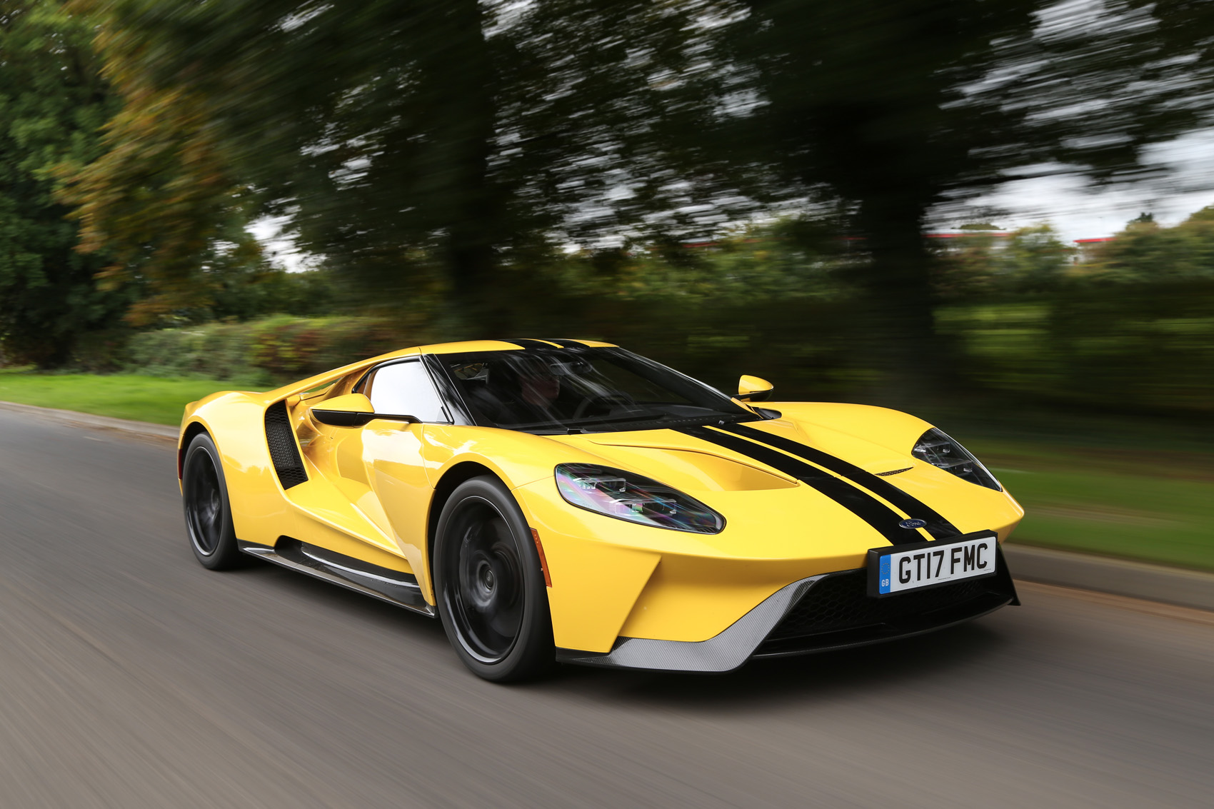 Ford gt 2017 uk review autocar