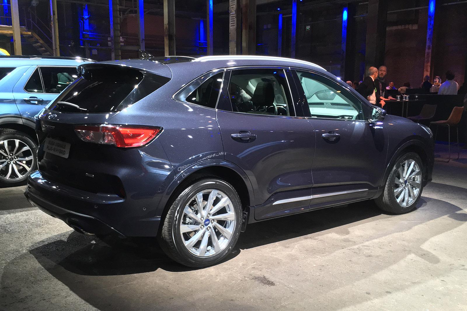 Ford Kuga 2021 Uk Speed