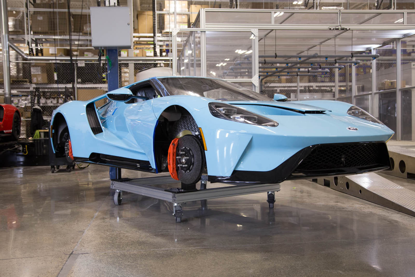 Until Now The Gt Has Been Best Known As A Le Mans Class Winner Having Achieved In  Its Creators Desire To Emulate The Gts Famous