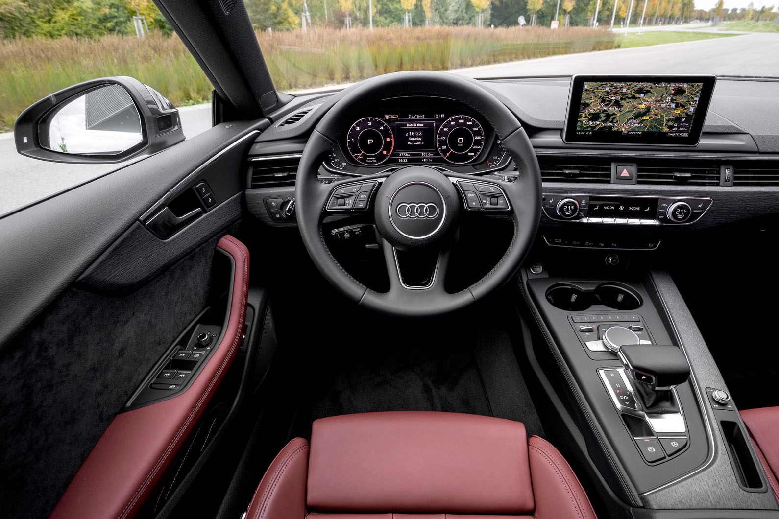 2017 Audi A5 Sportback 30 Tdi 286 Quattro S Line Review Review