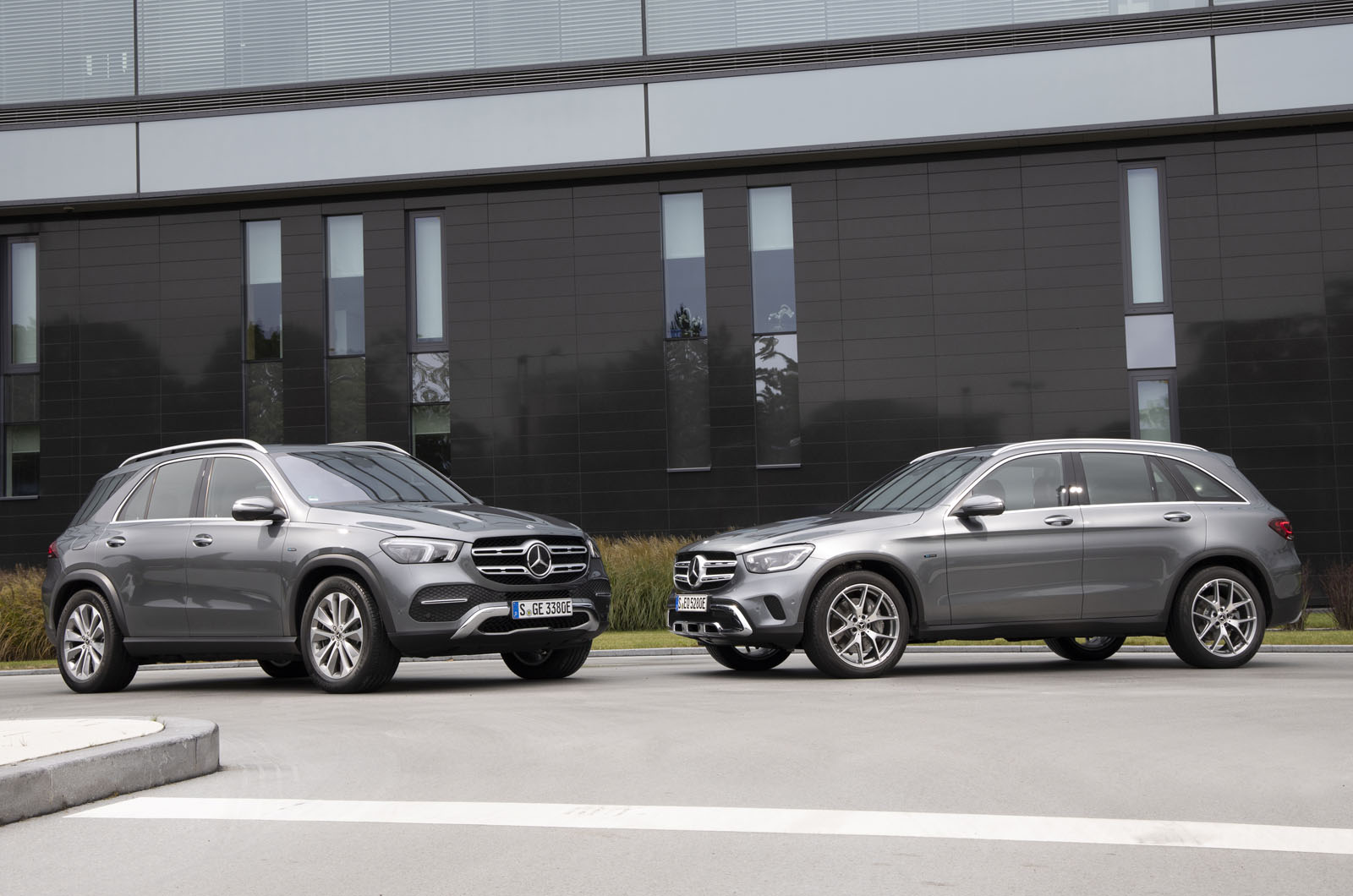 Mercedes Prices New Gle And Glc Plug In Hybrid Suvs Autocar