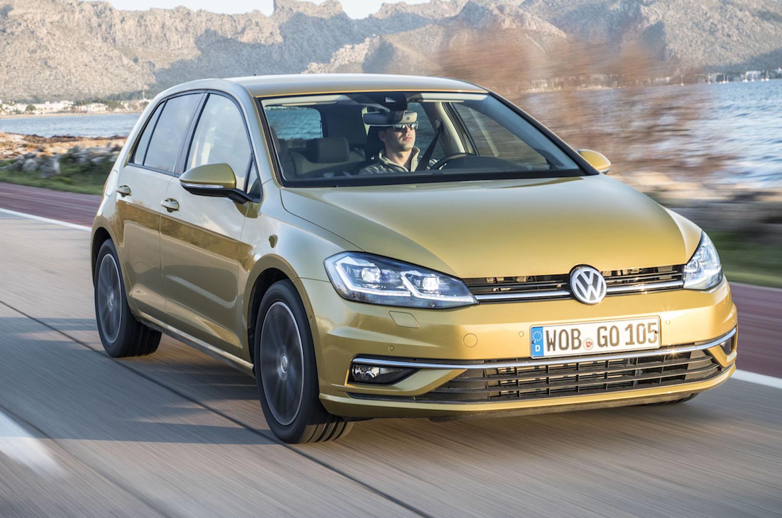 2017 Volkswagen Golf 1 5 Tsi Evo Review Autocar