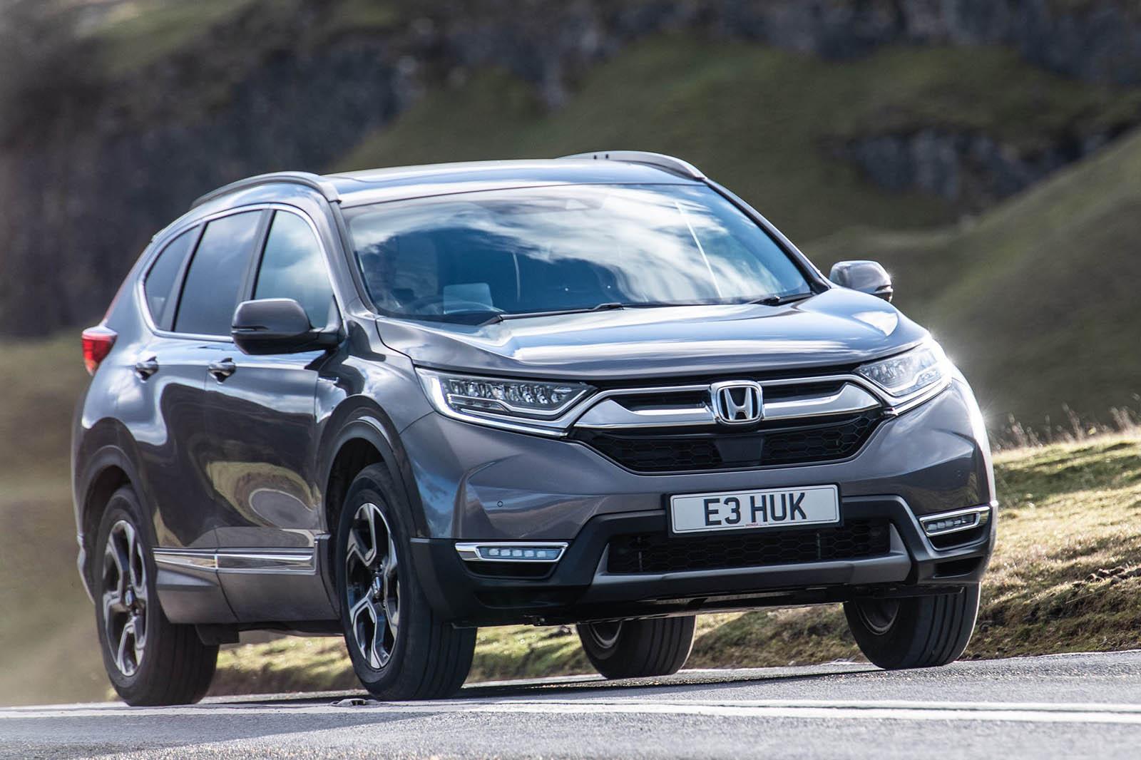 Kelebihan Kekurangan Honda Cr V Hybrid 2019 Review