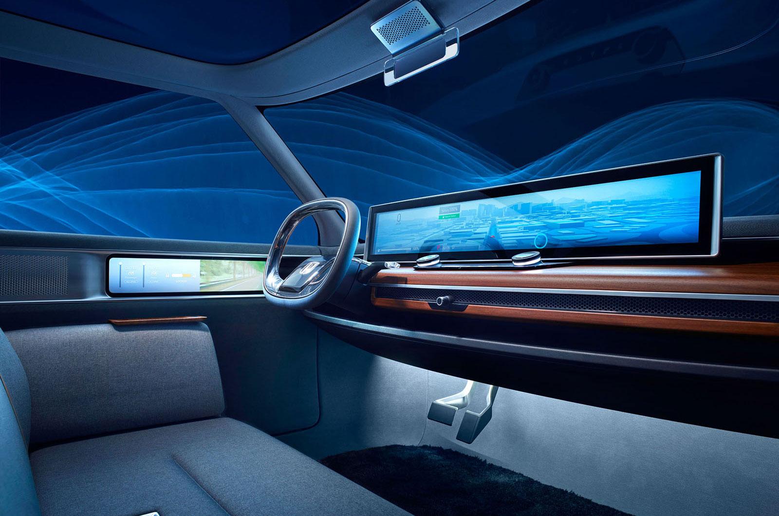Honda Urban Ev Interior Revealed Ahead Of Geneva Debut Autocar