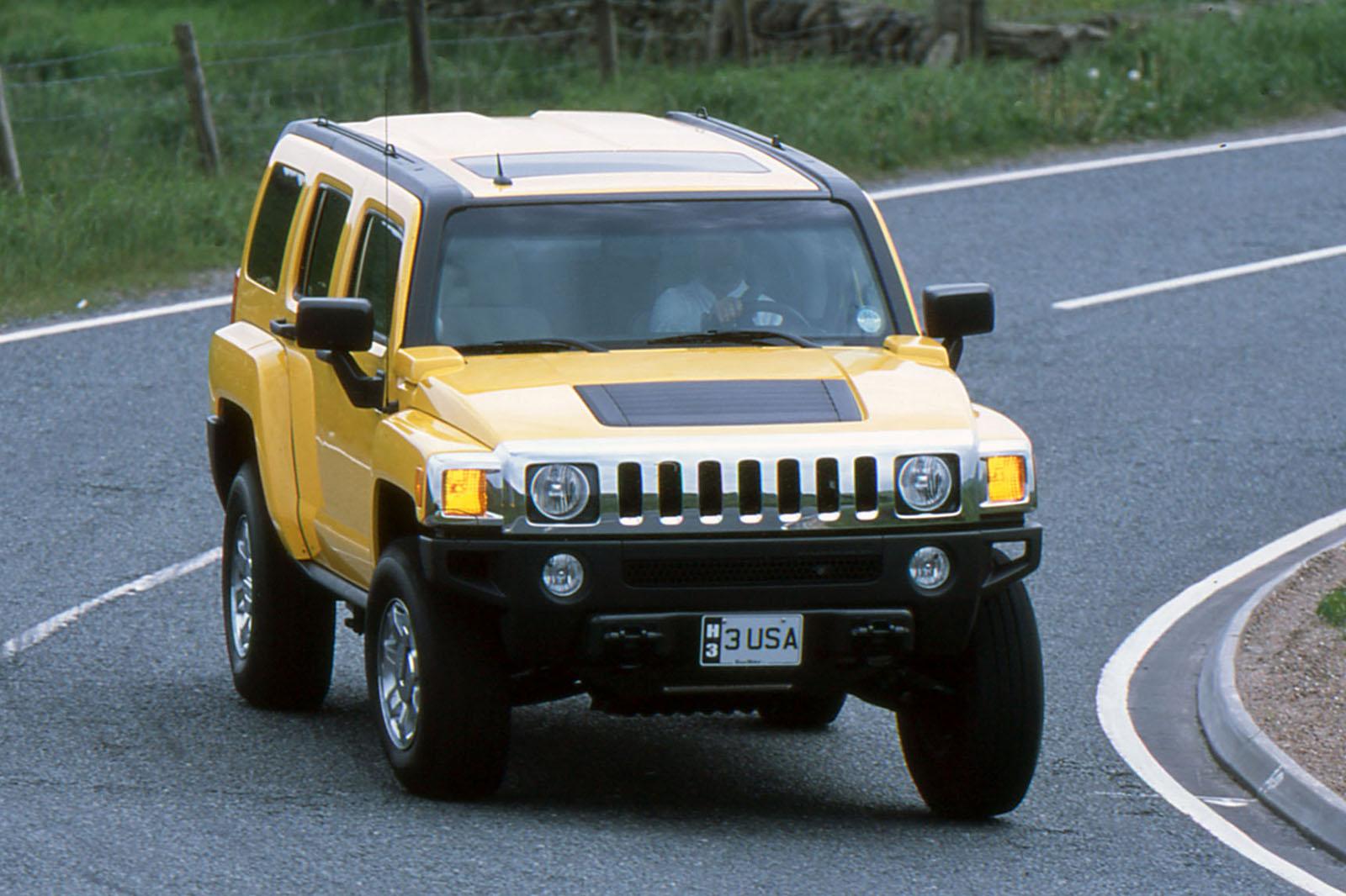 Used car buying guide: Hummer H11/H11 | Autocar | buy hummer uk
