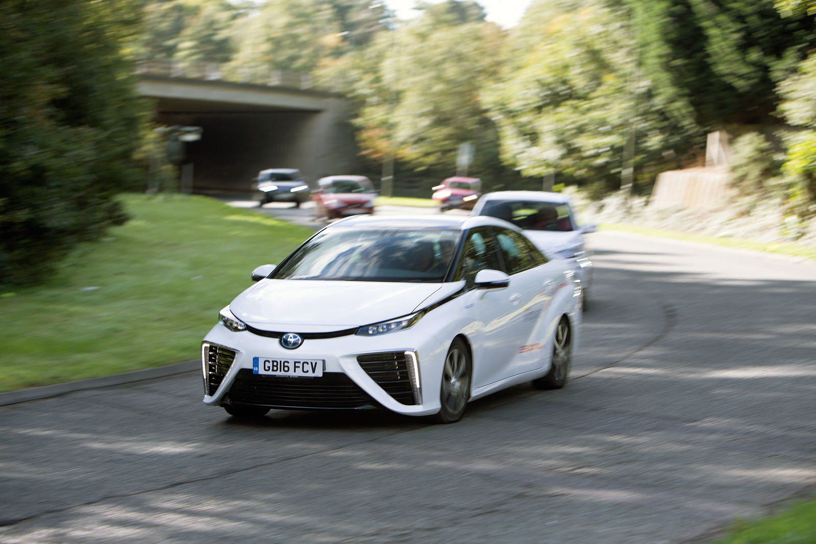 Hydrogen Cars: Does The Toyota Mirai Prove Hydrogen Power Has A Future