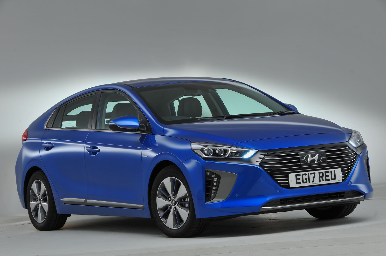 The ioniq plug in is arguably the most complete car of its three powertrain family appearing best suited to this transition period from combustion engine