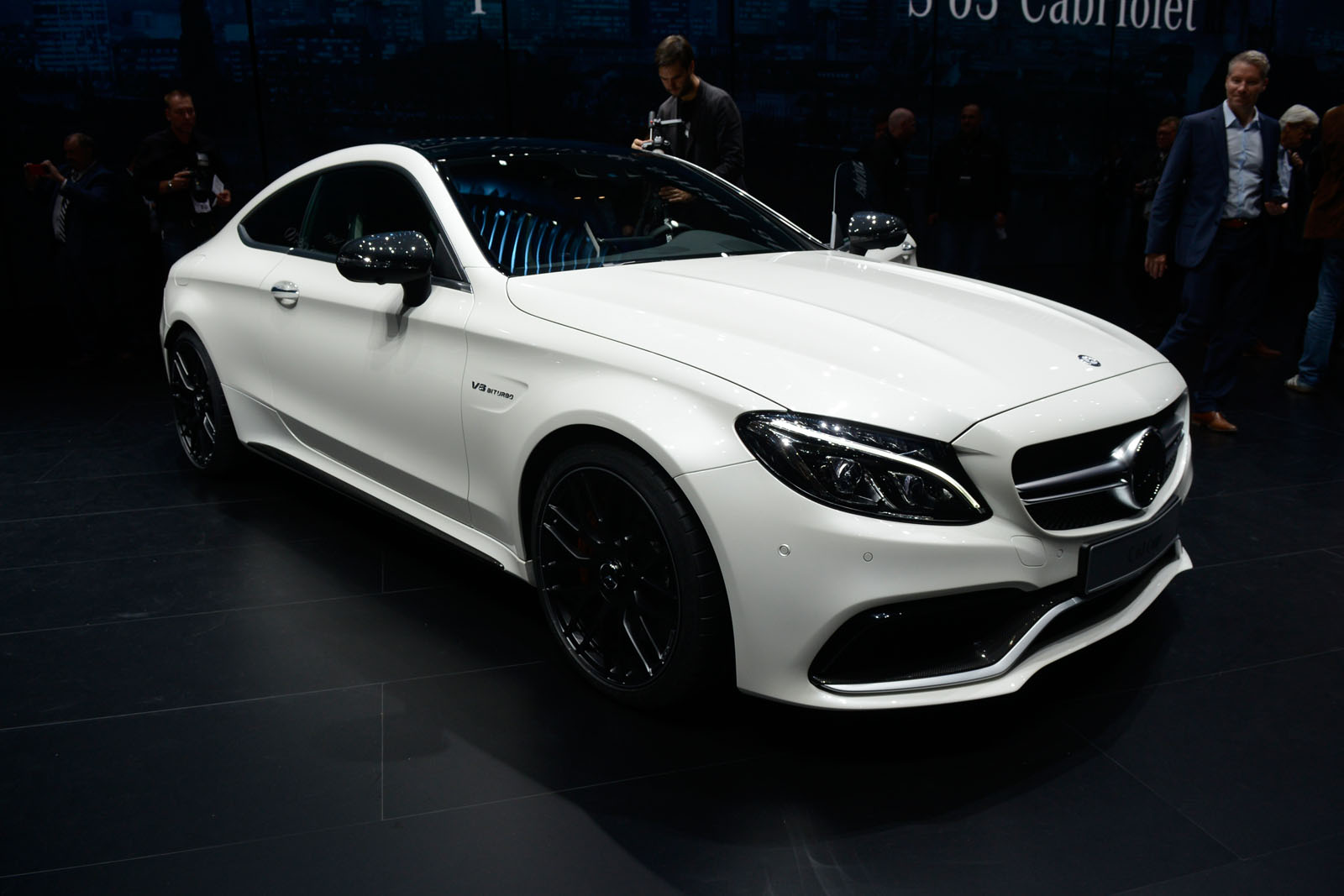 2015 c class coupe black images for Mercedes benz c330