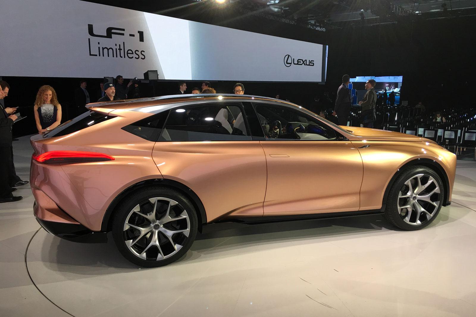Lexus Coupe Suv