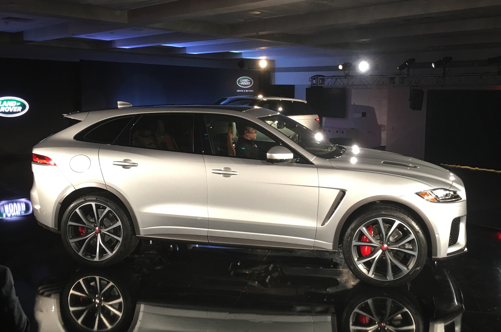 2019 Jaguar F-Pace SVR: News, Design, Engine, Price >> 542bhp Jaguar F Pace Svr Squares Up To Porsche Macan Turbo