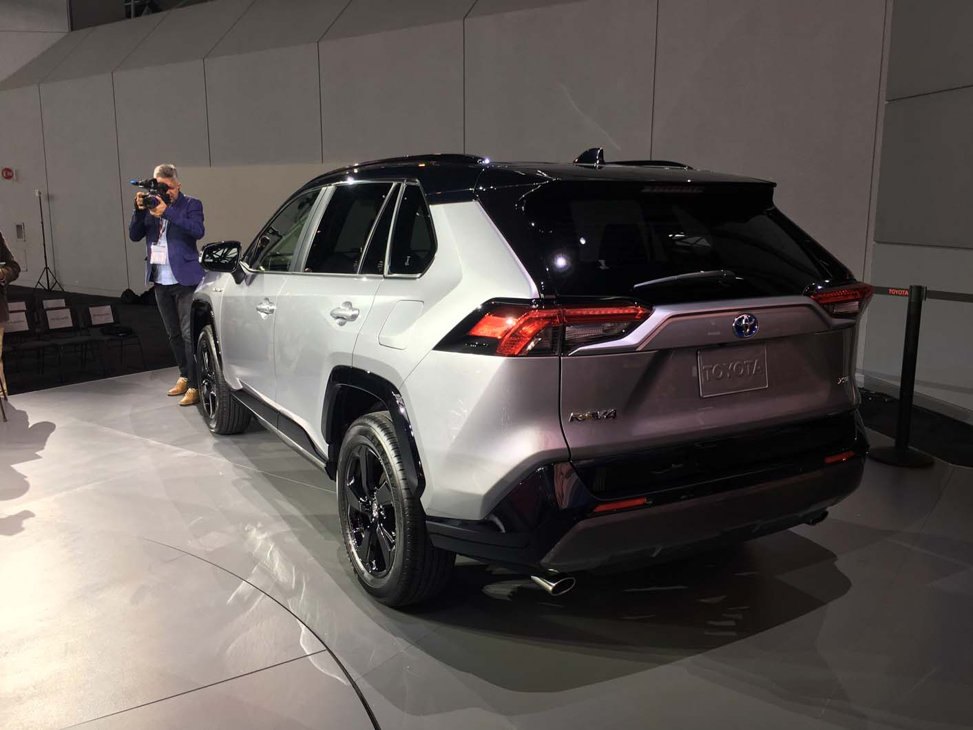 2019 toyota rav4 to be 39 more of a proper suv 39 than predecessor autocar. Black Bedroom Furniture Sets. Home Design Ideas