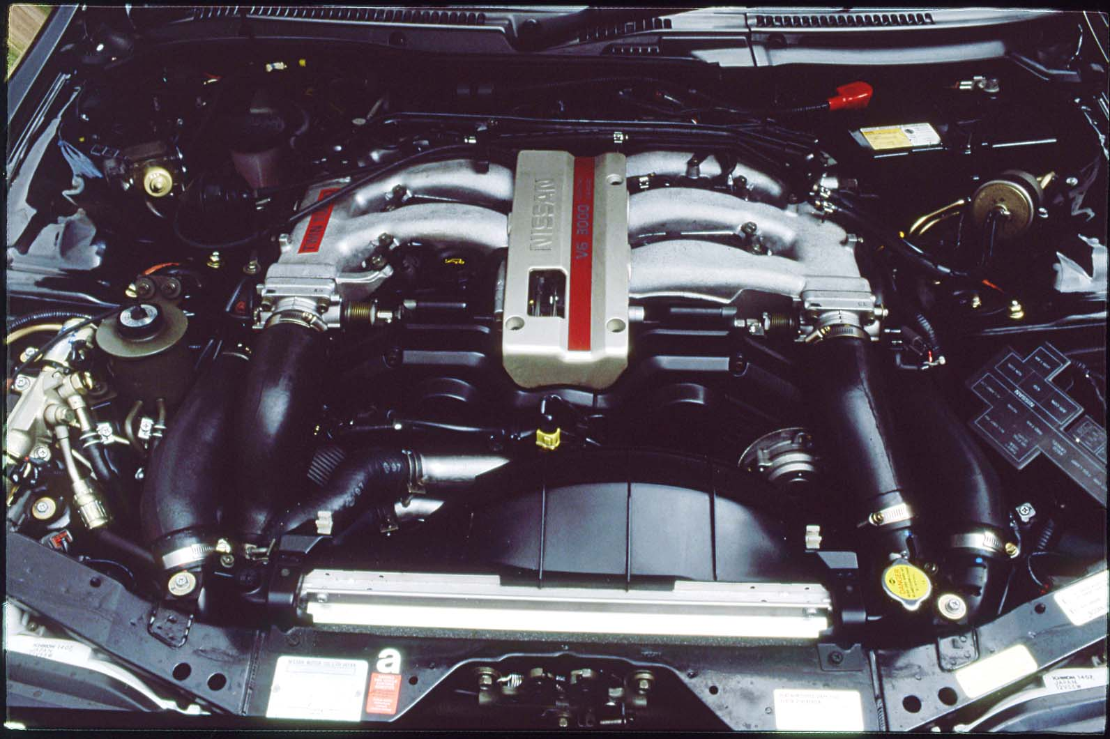 Used Car Buying Guide Nissan 300zx Autocar Fuse Box Uk Cooling System The Engine Runs Very Hot But Has A Small Radiator So Regular Flushing And Fluid Changes Are Important Check Condition Of
