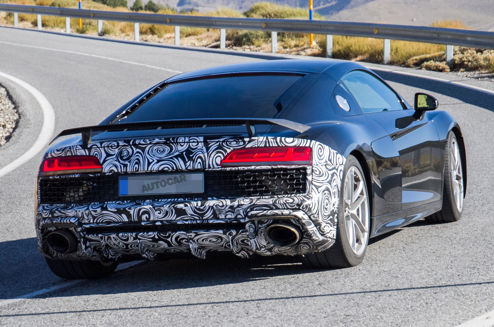 2018 Audi R8 Lower Priced 2 9 Litre V6 Variant To Join Facelifted