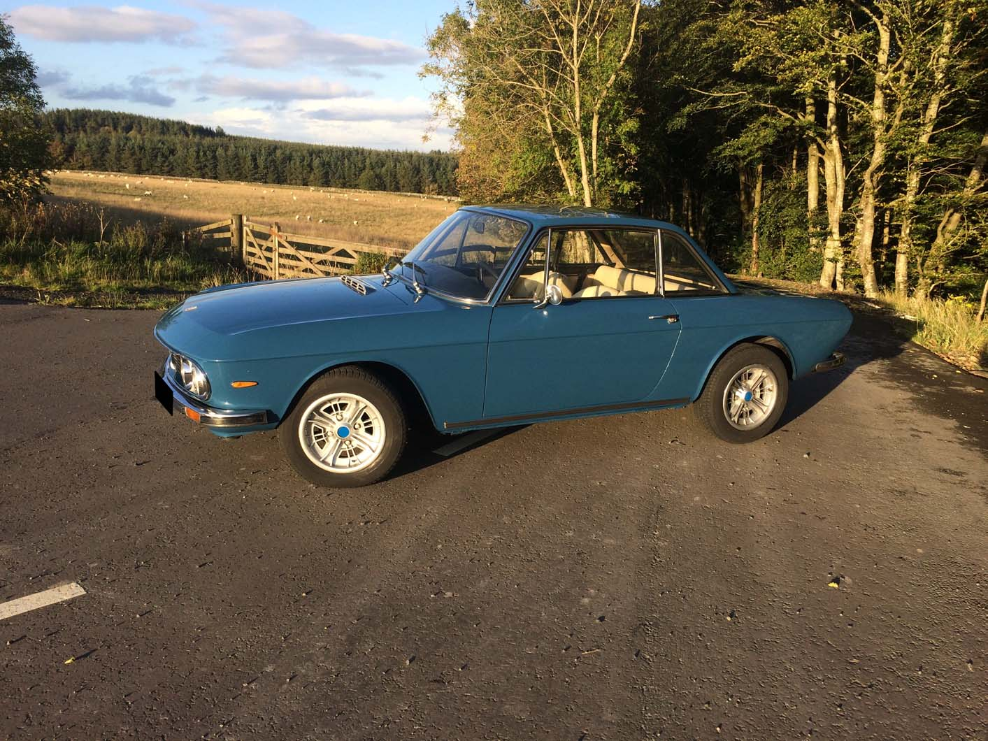 Life With A 1974 Lancia Fulvia 3 1 3s Driving This