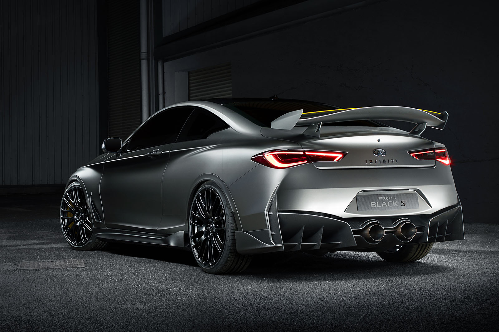 Infiniti hints at 'Black S' performance brand with wild Q60 concept class=