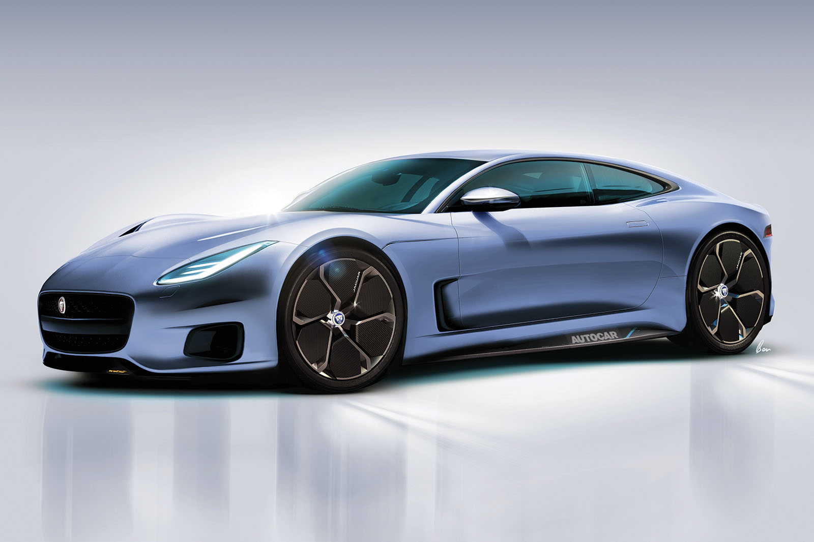 2020 Jaguar XK Style