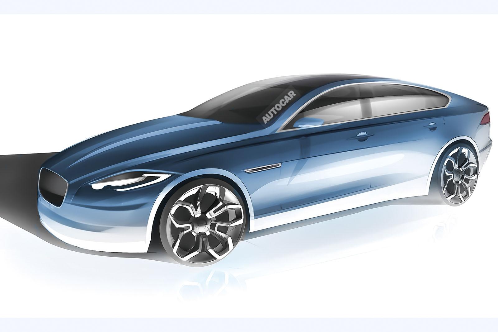 Jaguar XJ will be replaced, confirms design boss | Autocar