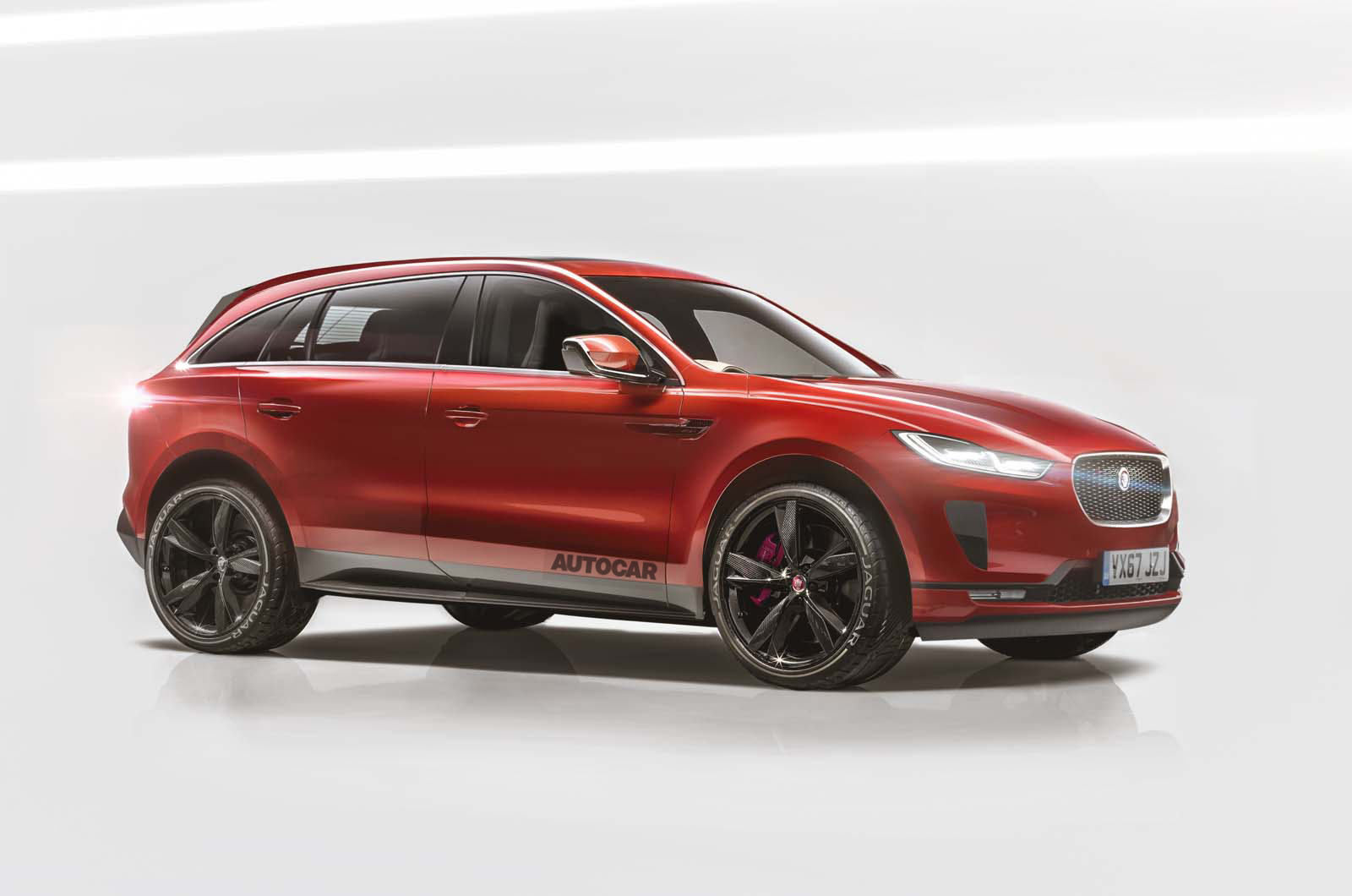 Redesign and Concept 2021 Jaguar J Type