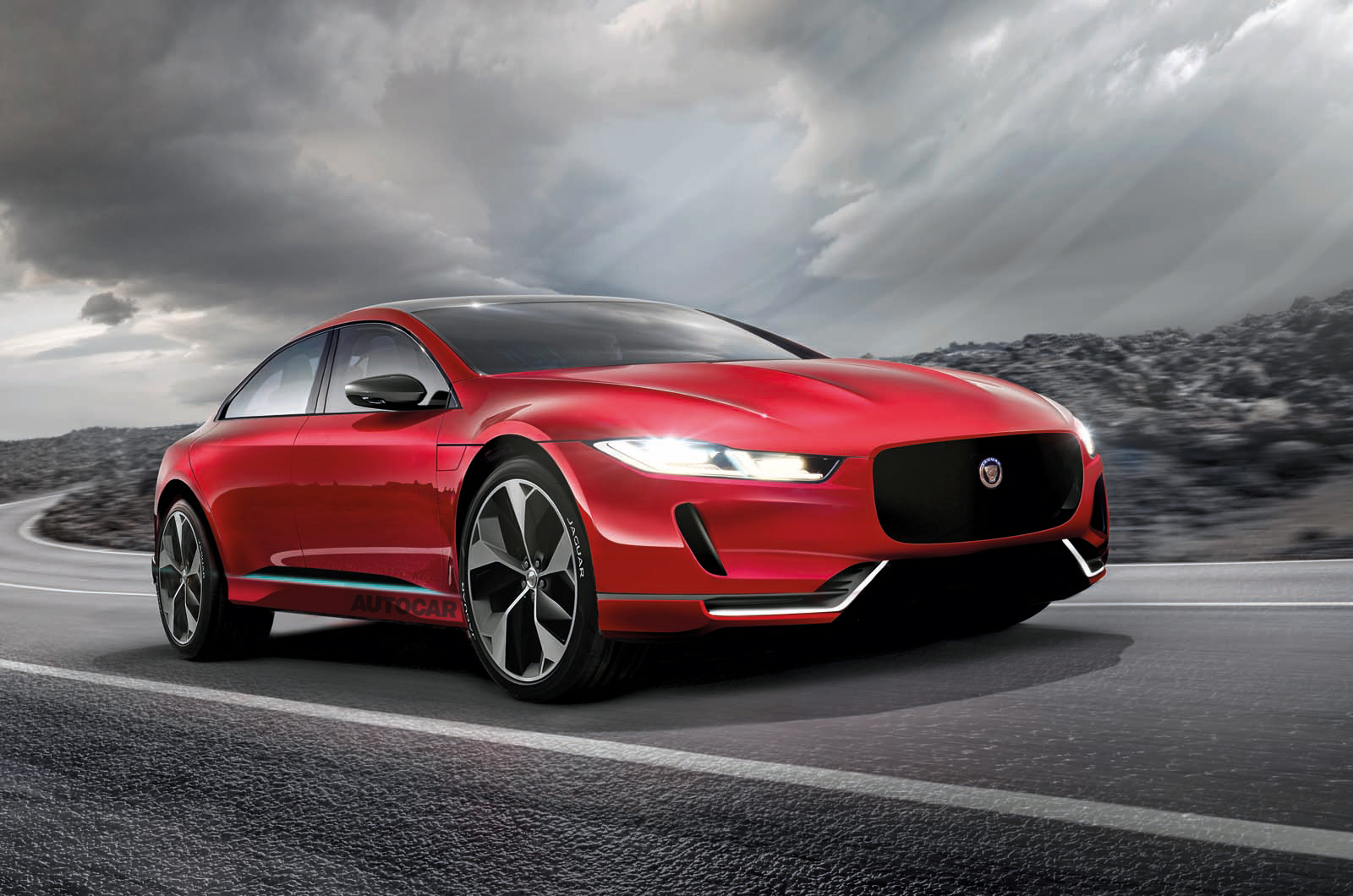 2021 Jaguar J-Pace moves closer to production with global trademark