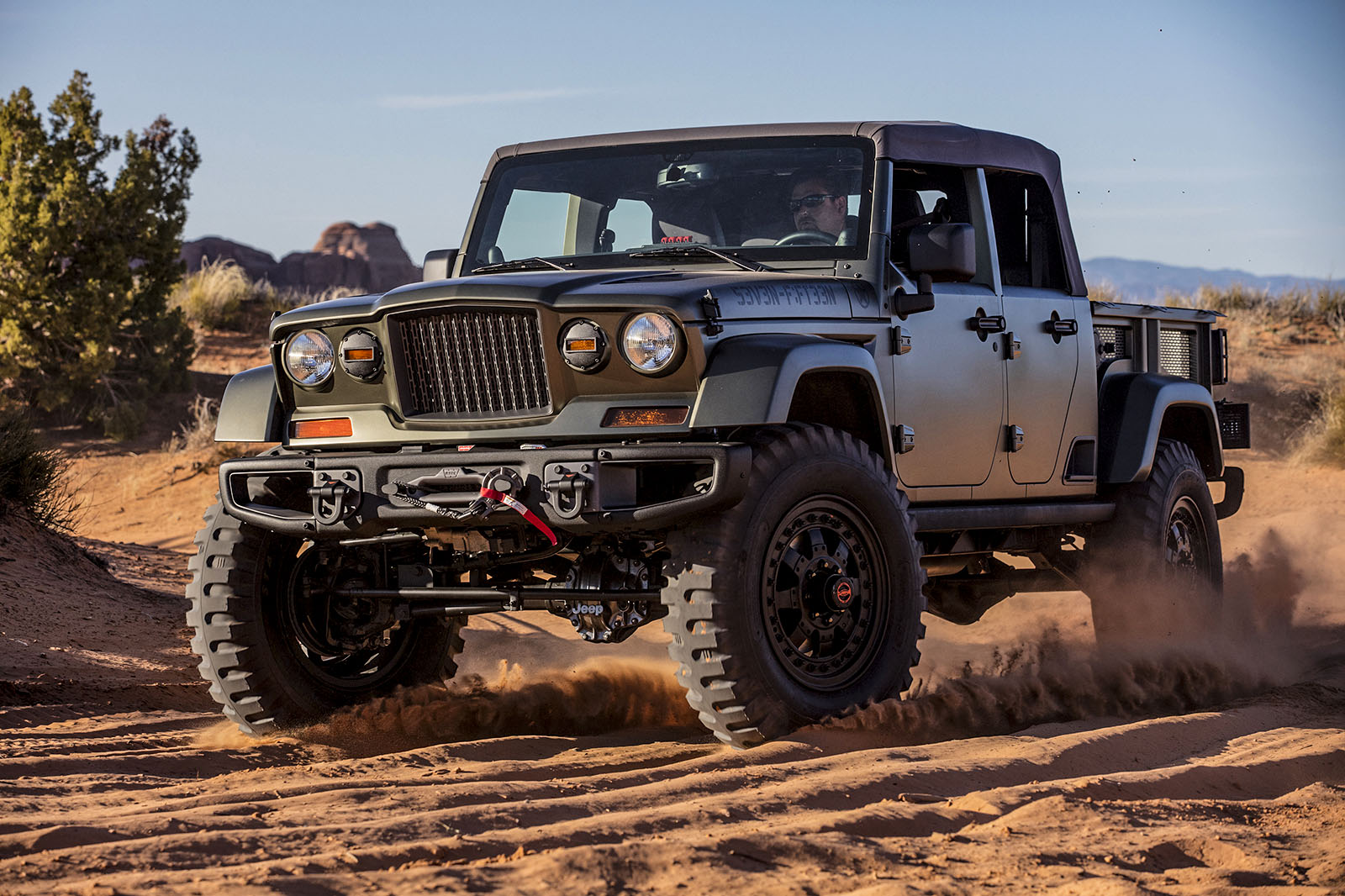 2018 Jeep Wrangler Could Get Pick Up Variant Autocar 2016 S