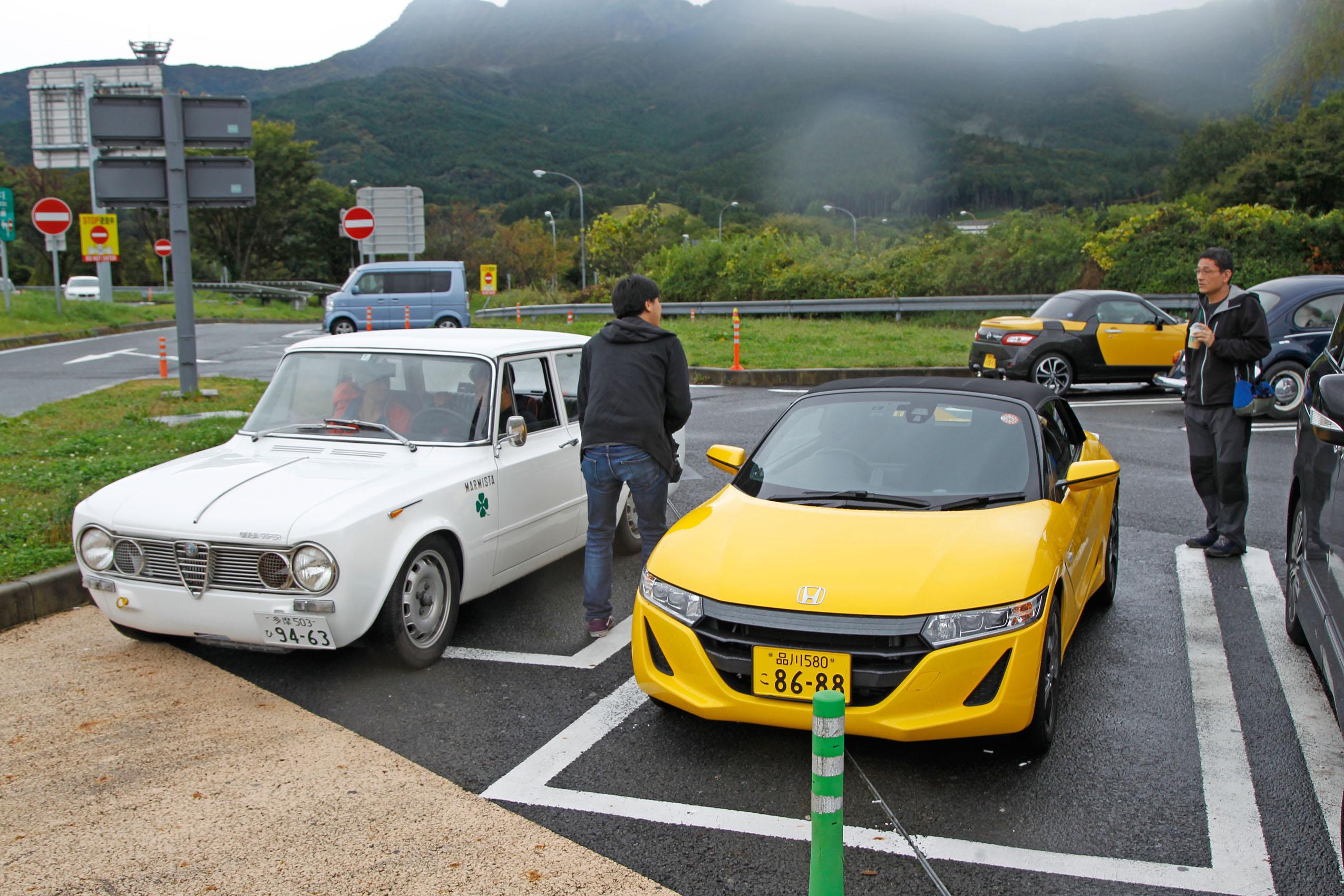 Japan's micro sports cars – Honda and Daihatsu kei cars driven | Autocar