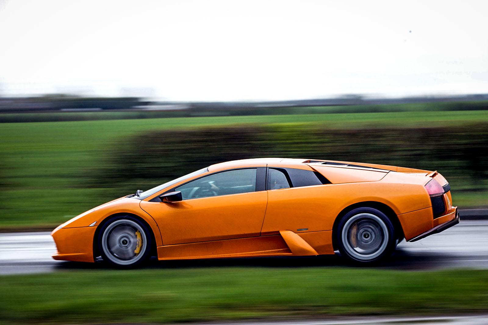 Driving A Lamborghini Murcielago With 258k Miles On The