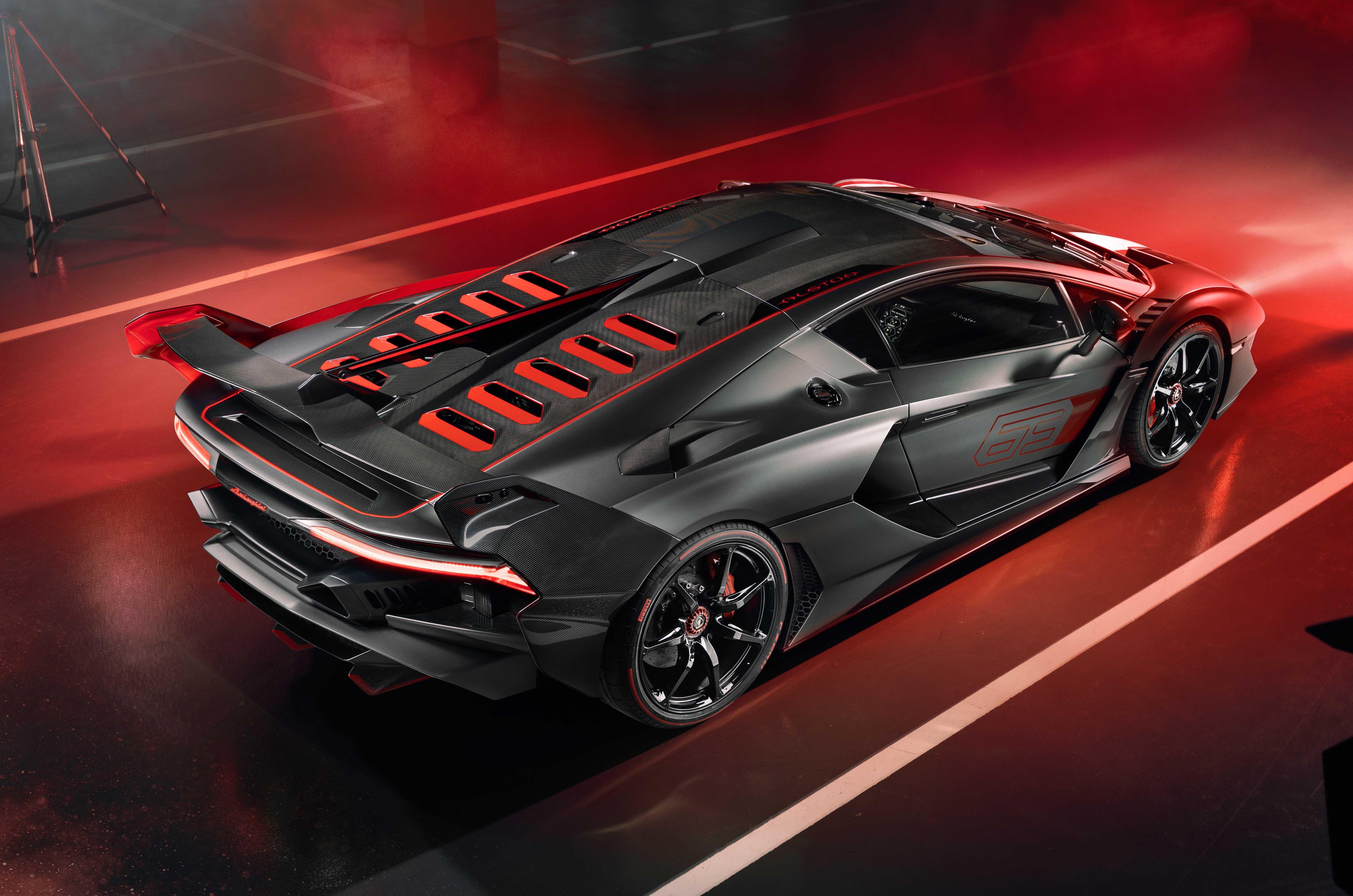 Lamborghini Sc18 Is Maker S First One Off Race Car Autocar