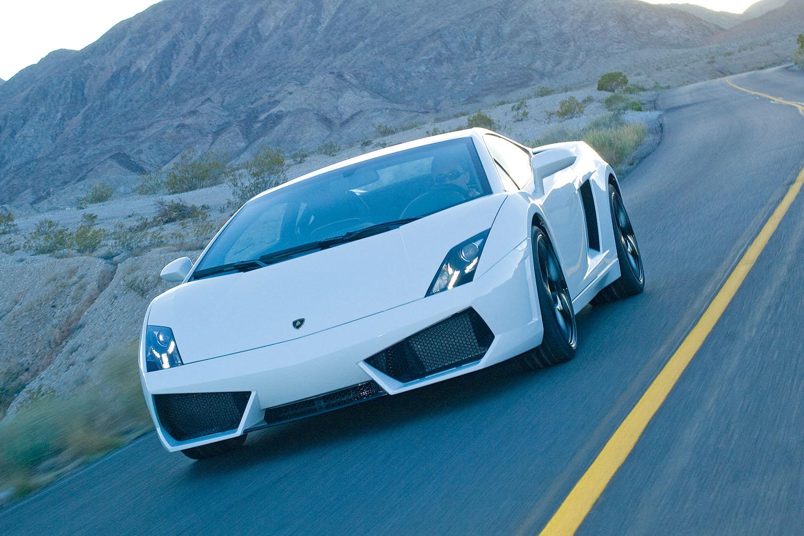 Lamborghini Huracan Performante Celebrating One Of The Last V10