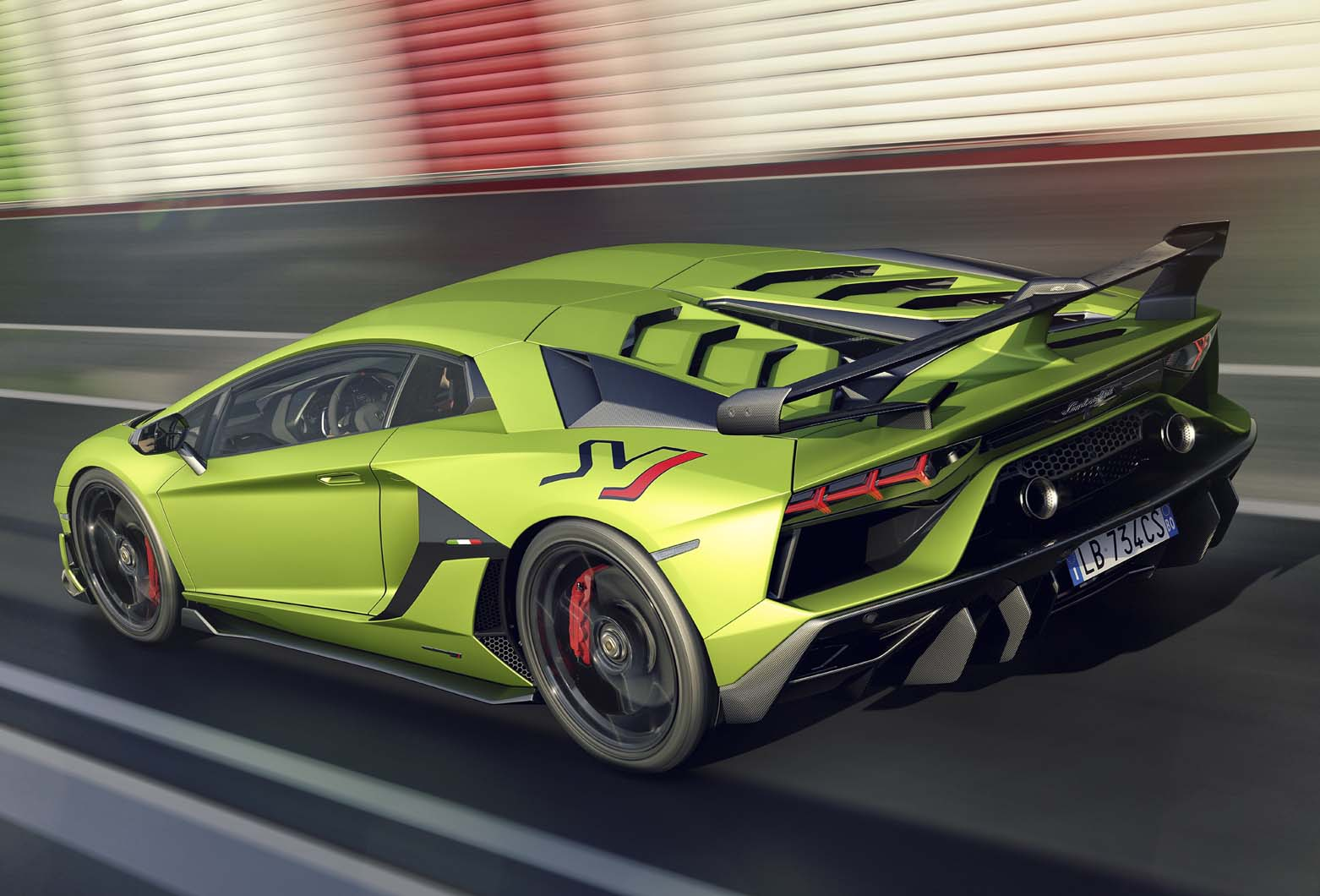 759bhp Lamborghini Aventador Svj Shown In Paris Autocar