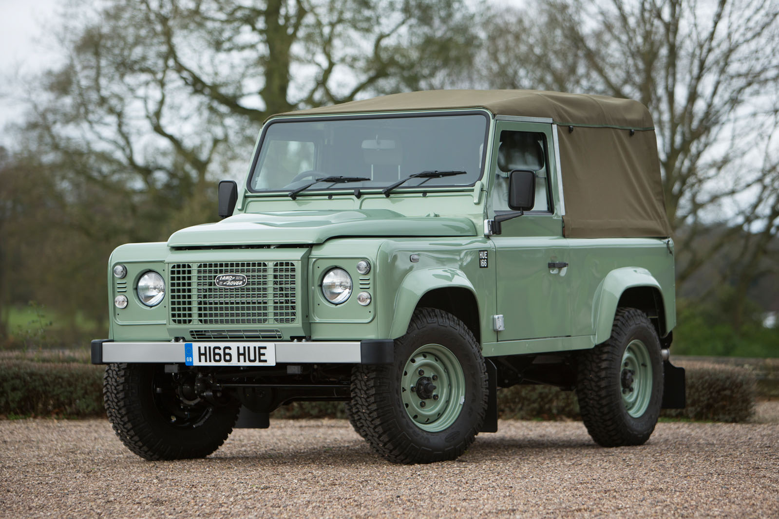 The Last Ever Land Rover Defender Full Gallery And Specifications 90 Autocar