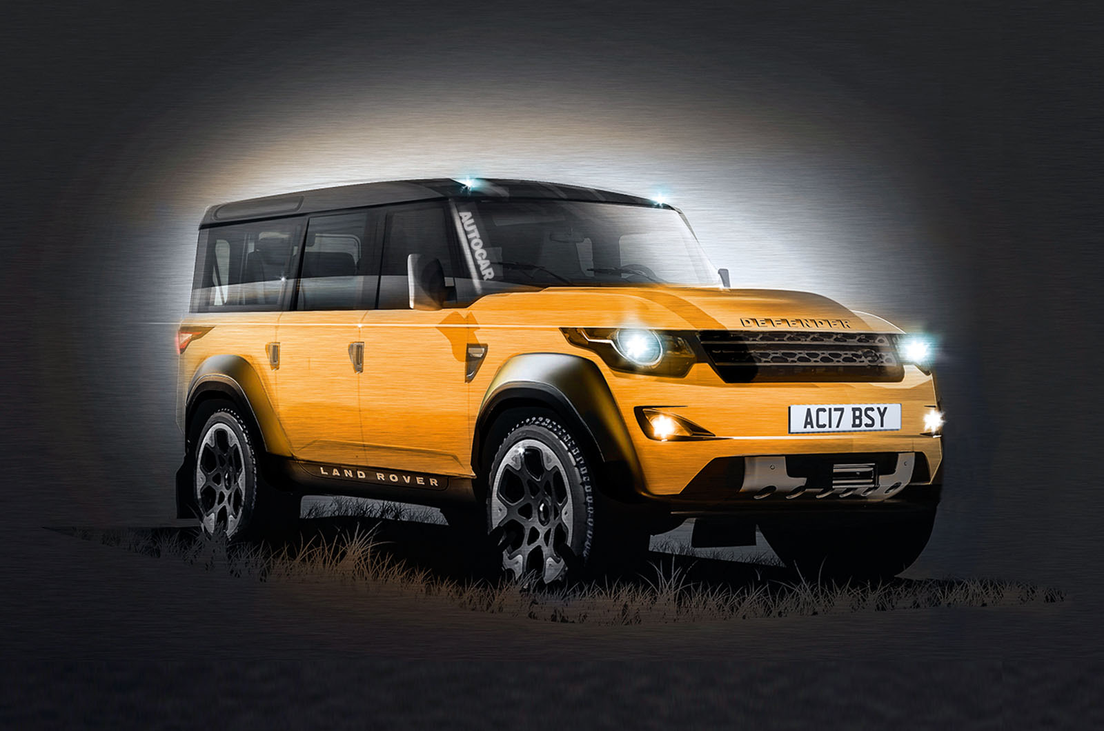New Land Rover Defender due in 2019  Autocar