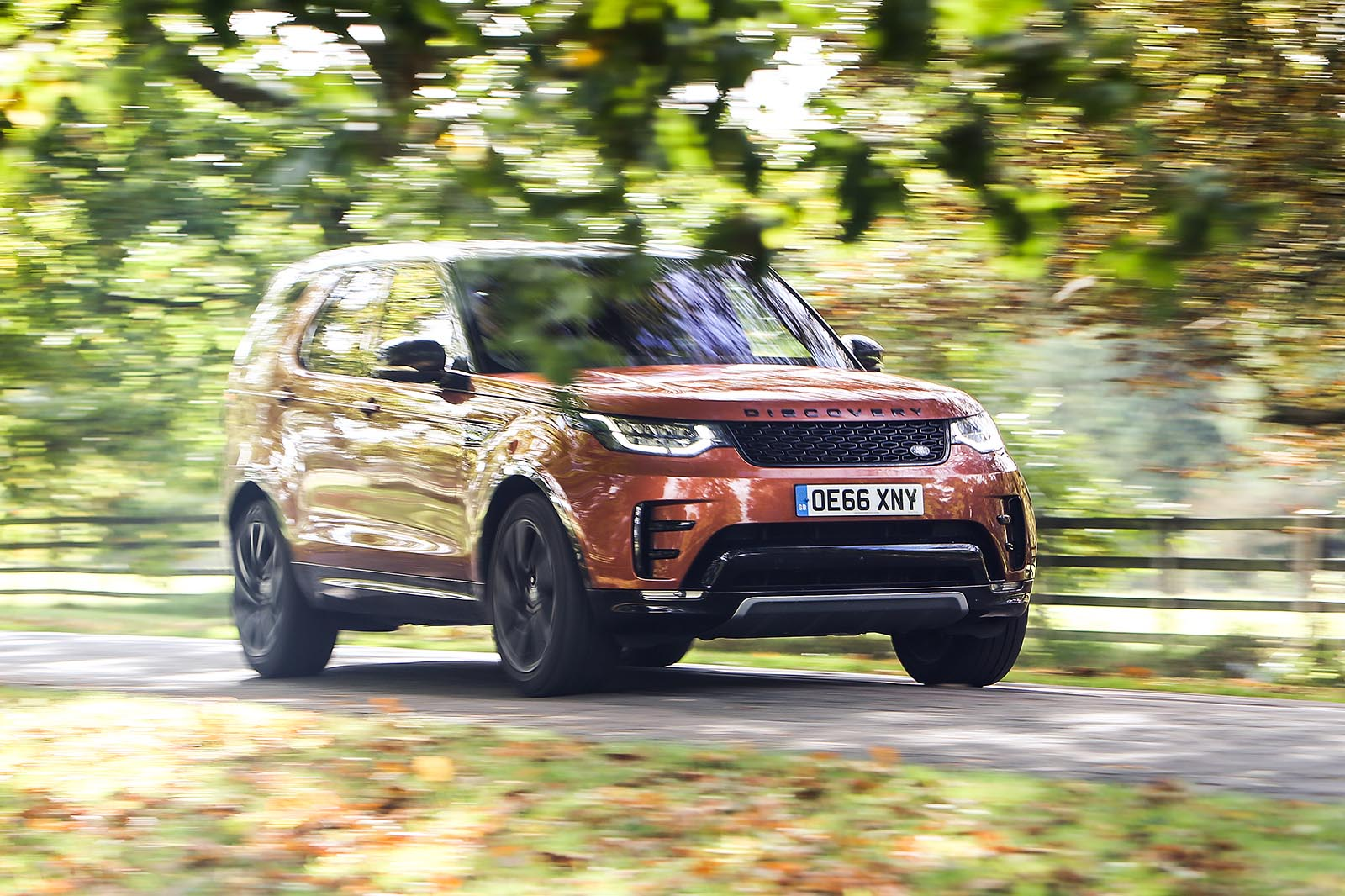 Land Rover Discovery Long Term Review Seven Months With The Luxury Defender Auxiliary Fuse Box Off Roader Autocar