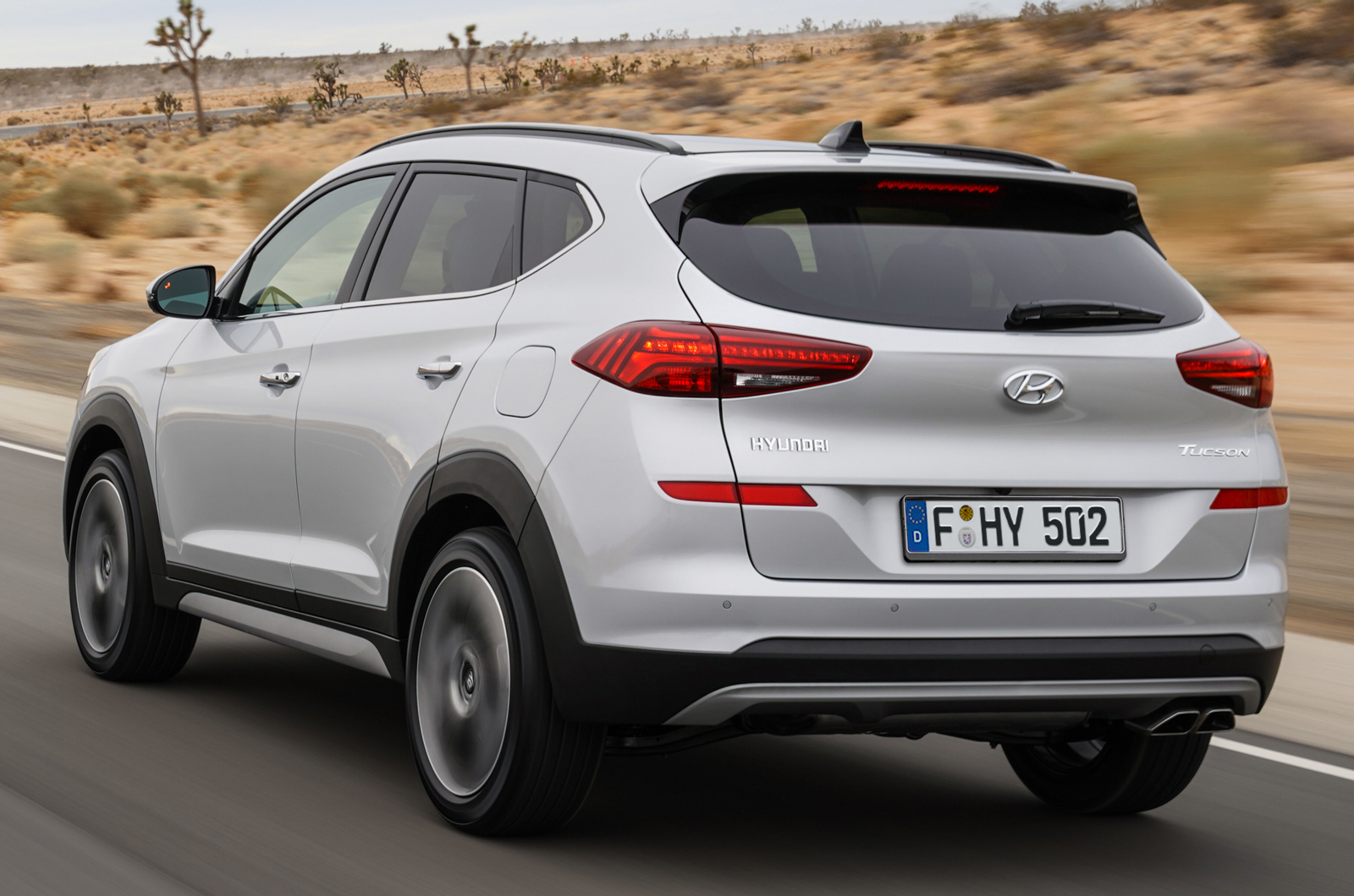 2018 Hyundai Tucson Priced From 163 21 845 Autocar