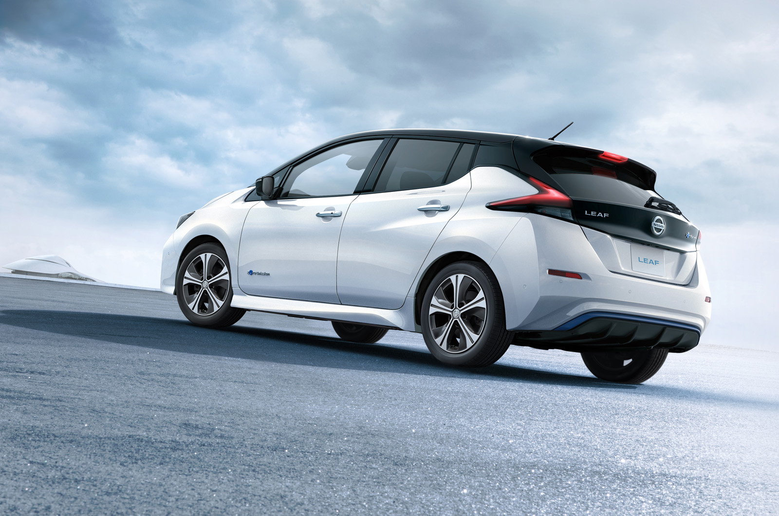new nissan leaf priced from £21,990 in the uk | autocar