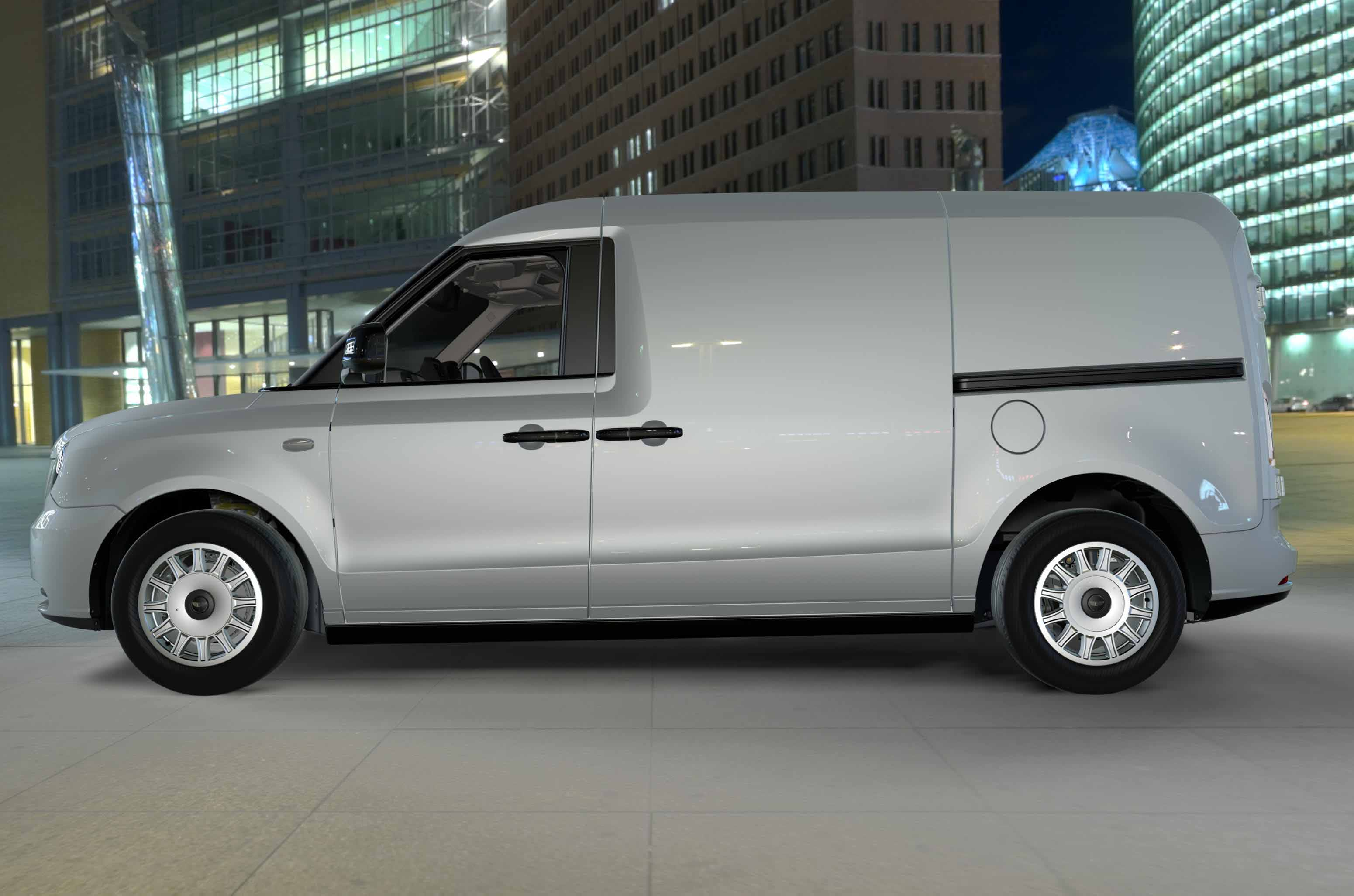 a65c8065dc Black cab maker LEVC to delay launch of range-extender van