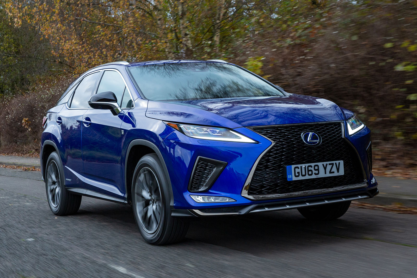 Lexus Rx 450h F Sport 2019 Uk Review Autocar