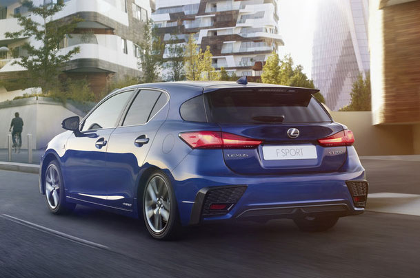 2018 Lexus Ct 200h Launched With Design And Safety Upgrades Autocar