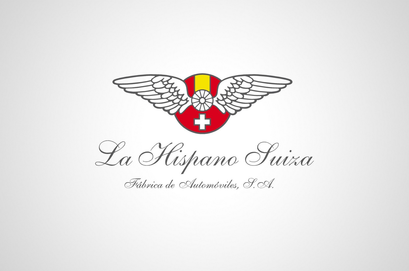 Logos from the original Hispano-Suiza